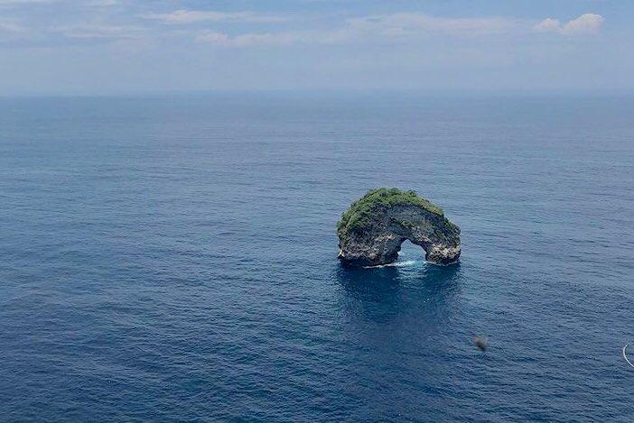 Banah Cliff, #NusaPenida https://t.co/3Ty8GBfnst