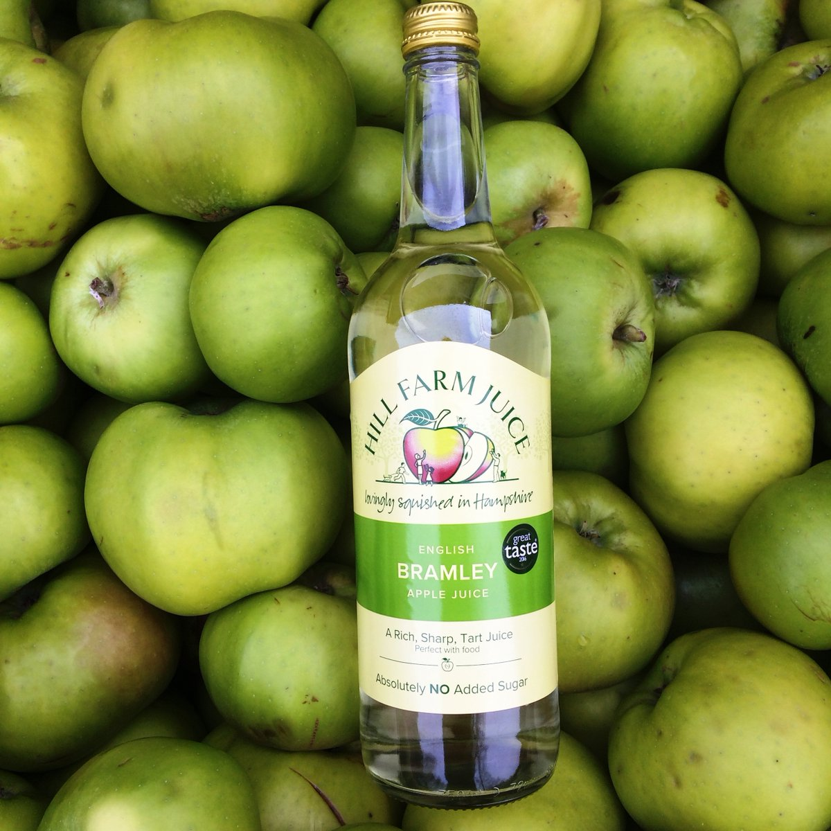 ⭐GREAT TASTE WINNER⭐  Our Bramley Apple Juice has picked up a 1 ⭐ Great Taste Award. This Rich, Sharp and Tart Juice was lastly a winner in 2016 and its great to see that it is still a favourite with the judges.   #gff #greattasteawards #gta2020 #applejuice #bramley https://t.co/zh6j8NJE7v