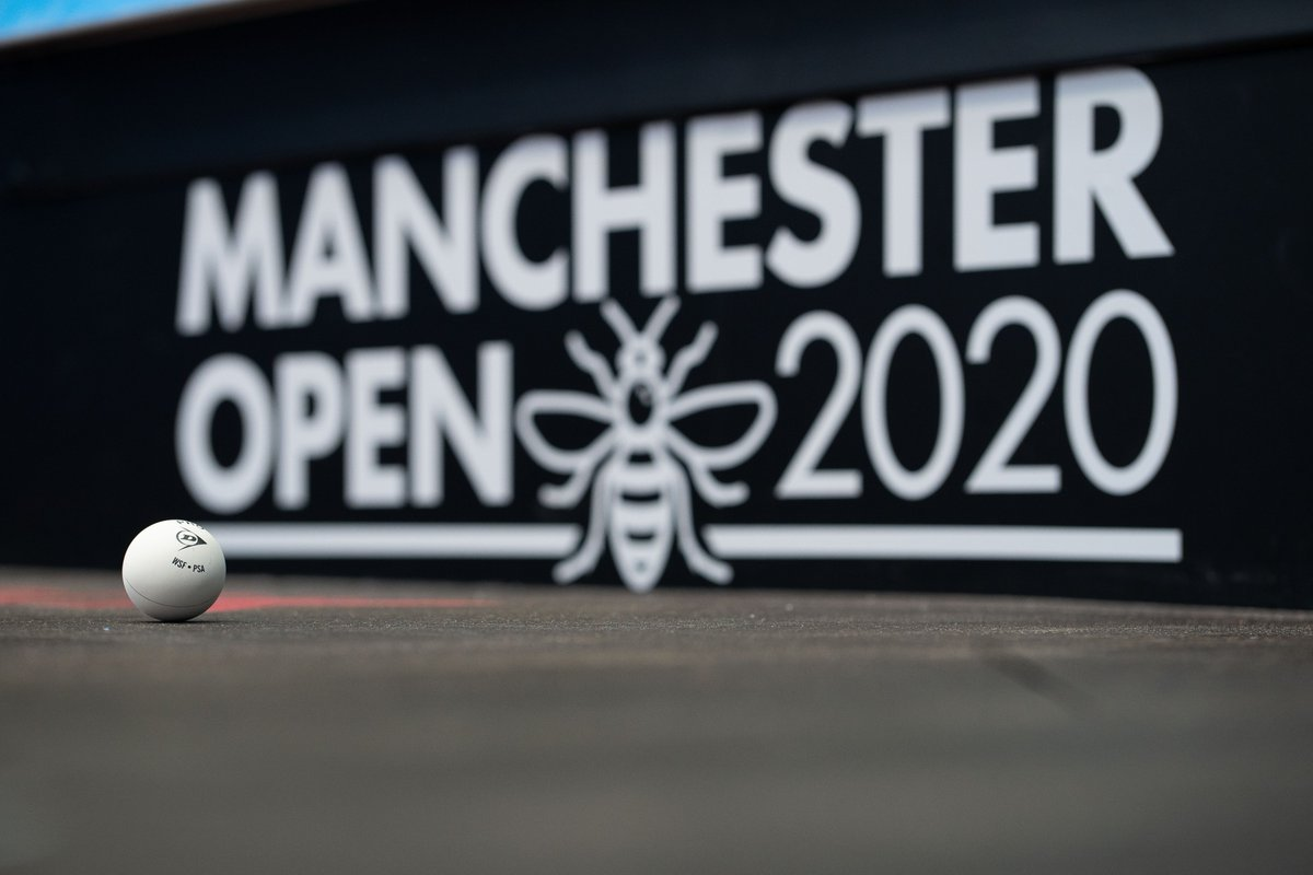 test Twitter Media - After six months... #SquashIsBack (finally!) 😁  What were YOUR favourite moments during the Manchester Open? 🤔  Let us know 👊 https://t.co/4kEoOJ8kzE