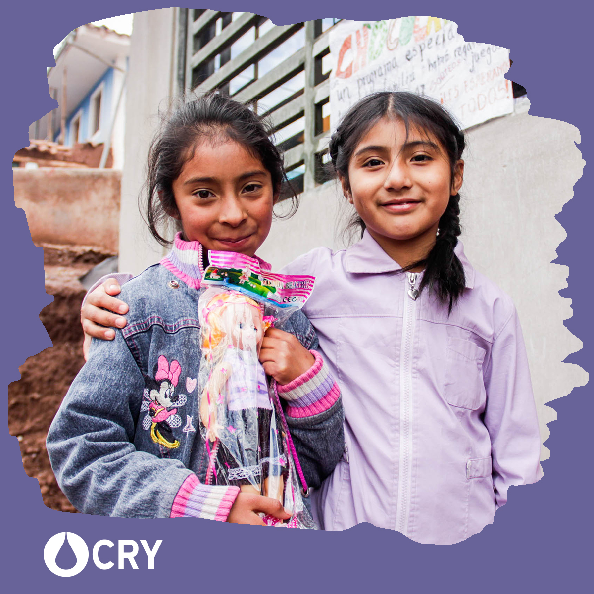How is COVID-19 affecting vulnerable children, how is CRY helping ... and how can YOU help? 💜🙏  Check out our latest blog post https://t.co/g5Cu9OwWBC  #covid19 #vulnerablechildren #coronavirussupport https://t.co/g1fMkUB2MA