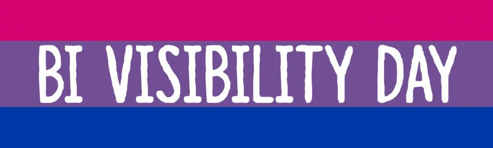 Today is #BisexualVisabilityDay   A great opportunity to raise awareness and support our bisexual friends, families and co-workers.   Find out more about the real life stories of bisexual people:   https://t.co/cBG3kSN4lO https://t.co/fRPWmMeYbx