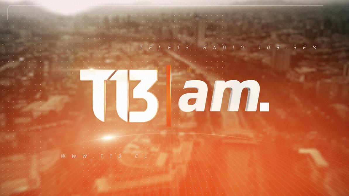 Acompáñanos en una nueva edición de #T13AM junto a @ramirez_polo   EN VIVO 📺 » https://t.co/fI2nO7ew5u https://t.co/mUKNCZhdVx