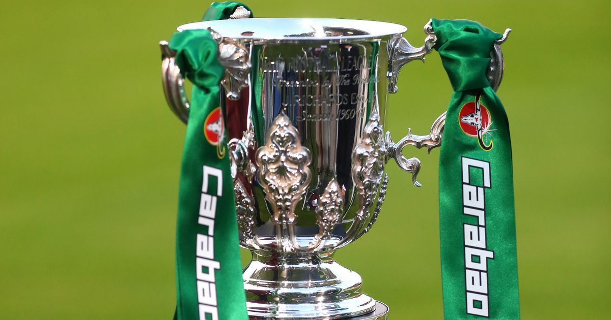 More #CarabaoCup Action Tonight:   19:00 Fulham 🆚 Sheff Wed  19:00 Millwall 🆚 Burnley  19:00 Preston  🆚 Brighton   19:45 Chelsea 🆚 Barnsley  19:45 Fleetwood 🆚 Everton  19:45 Leicester City 🆚 Arsenal  19:45 Morecambe 🆚 Newcastle   Bet here 👉 https://t.co/hglxCe96ER https://t.co/b4S3cq2ksT