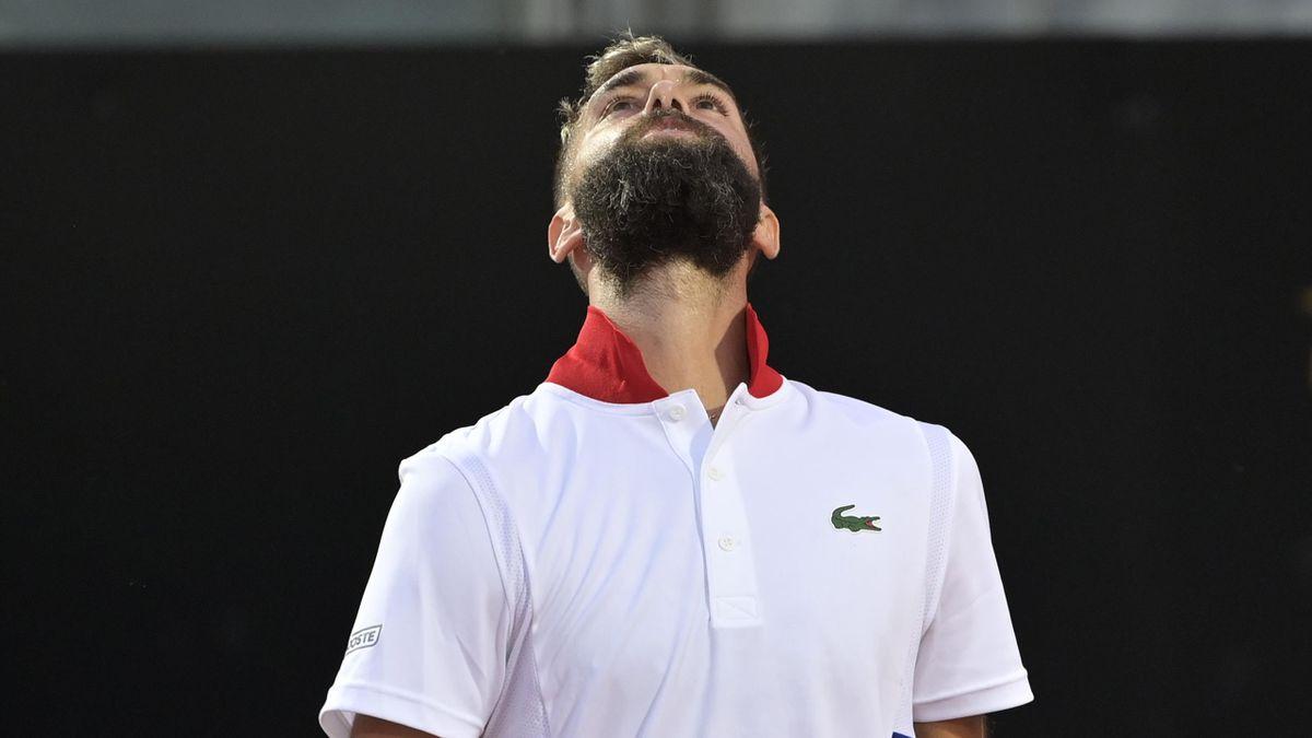 🎾[FLASH] - Le joueur français de #tennis, Benoît #Paire, victime d'un faux positif qui lui a privé de l'#USOpen, a joué aujourd'hui au tournoi d'#Hambourg... en ayant été testé positif au #COVID19 ! Il aurait reçu deux tests positifs, puis un test négatif hier. #coronavirus https://t.co/Ebk3jObci2
