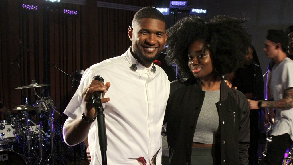 We're taking you back to 2016 at 12pm today, as @claraamfo presses play on @Usher's Live Lounge performance, filmed in LA! 🌴  Make sure you're listening on Radio 1 & @BBCSounds to hear it 🎧 https://t.co/S1BS7VLGMq