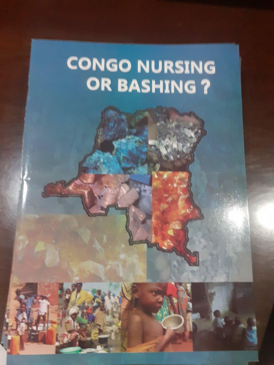 """#Gouvernance: Conférence de presse de  la coalition tous pour la RDC  sur l'analyse du rapport intitulé """"Congo Nursing or Bashing ,Pour qui travaille réellement Global Witness"""".#RDC @PrimatureRDC @GW_DRC https://t.co/y5iKhqBMGV"""