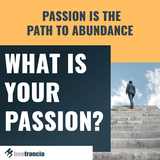 If you want to have an abundant and successful life, use your passion and create things that you love!   Learn more here: https://t.co/OUdb3Yb7oI  #DigitalMarketingPH #DigitalMarketing #MakeItHappen #Passion https://t.co/UA2qBLKQgl