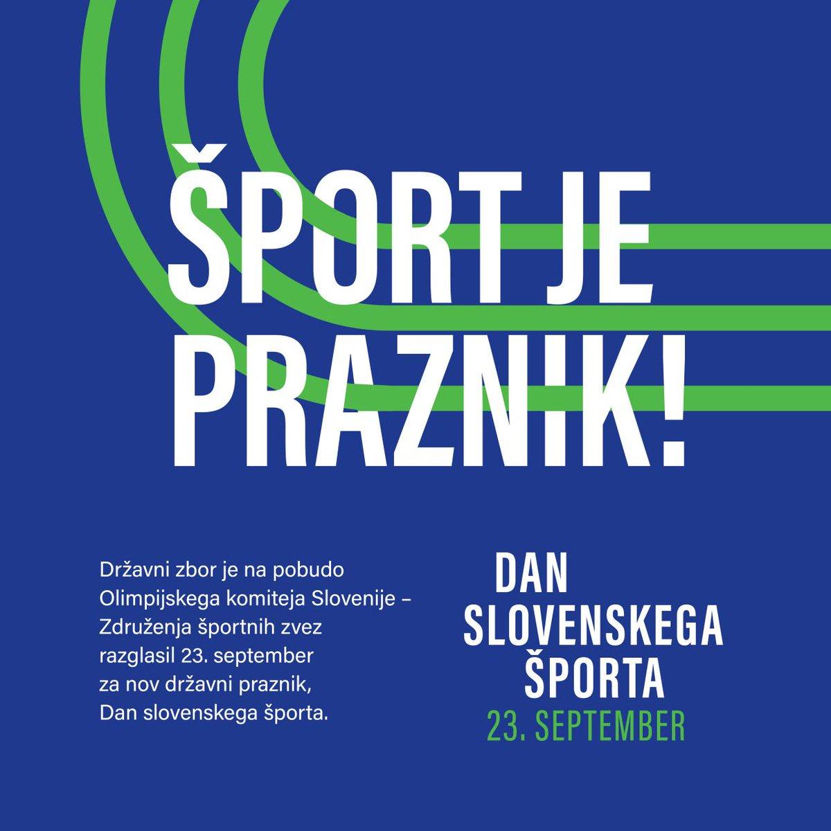 Danes prvič praznujemo #DanSlovenskegaŠporta 🇸🇮, ob katerem v #AMZS vabimo na trening s slovenskimi motošportniki in kartisti ter na spletno karting dirko na stezi #amzsVransko. 💪🙂 @TeamSlovenia Več info ➡️ https://t.co/x9Iwq49Wko https://t.co/5aqpHMVPjI