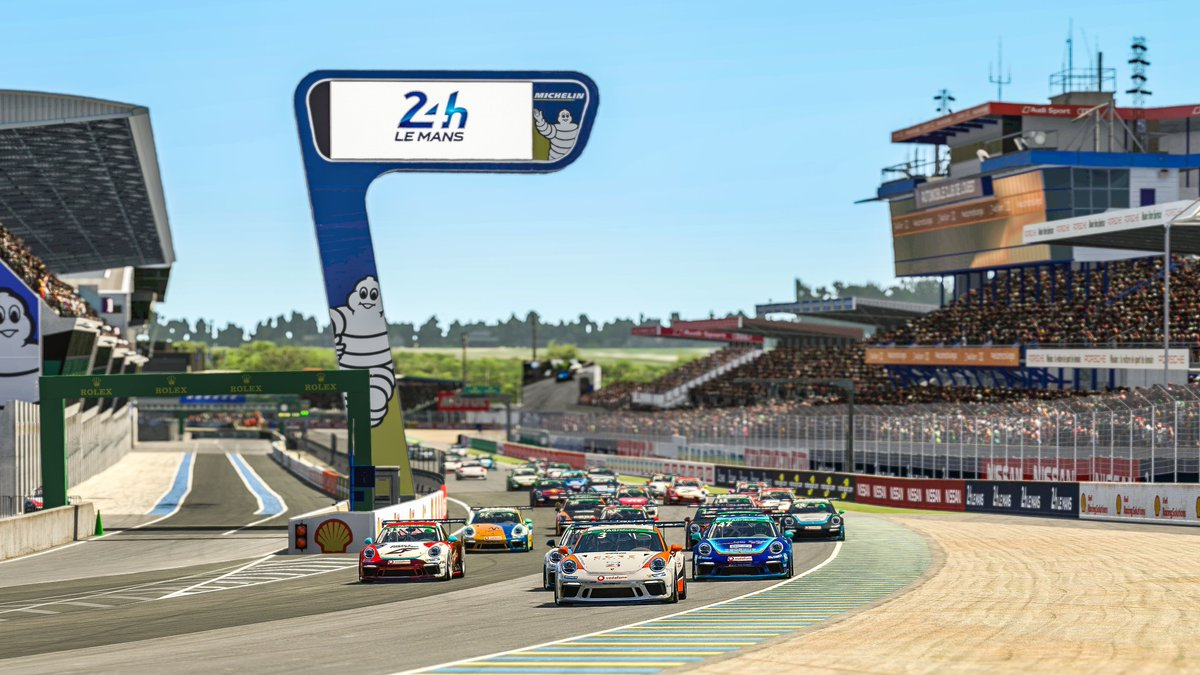 PorscheRaces :user Image Credit RT: @PorscheRaces… #porsche #PorscheMobil1Supercup #PorscheRaces #sportscar #motorsport #racecar #racing... #PESC - On September 26th, the #Porsche @TAGHeuer #Esports #Supercup sim racers will compete on the virtual Ci… https://t.co/HtN3hgSeJq