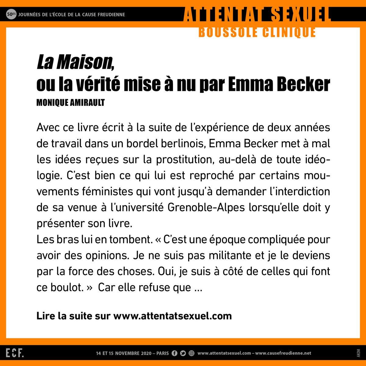 #J50 La boussole clinique de Monique Amirault https://t.co/D320VB1Bb0 https://t.co/2lbHzZWdWr