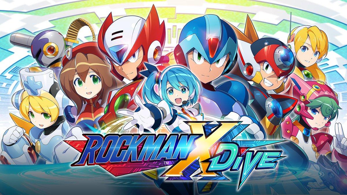 スマホ版「ロックマンX」日本でも配信 シリーズのアクション再現 対戦や協力も