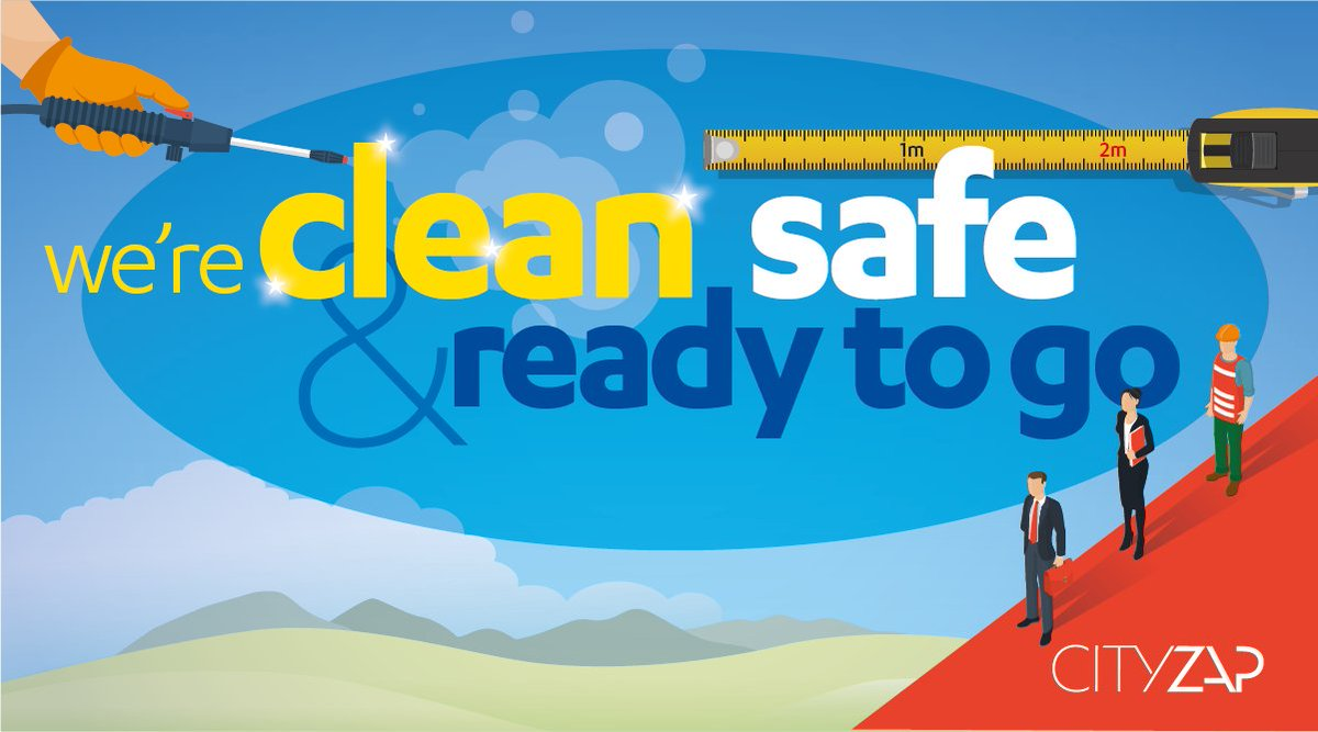 Good morning 👋  ⚠️ Face coverings should be worn, so you're all looking after each other. 🧼 Hand sanitiser is provided on every bus to keep you clean & safe. 💺 One person per double seat, so there's plenty of room. 💳 Pay with contactless, if you can.   #CleanSafeReadytoGo https://t.co/4YIHglQxi8