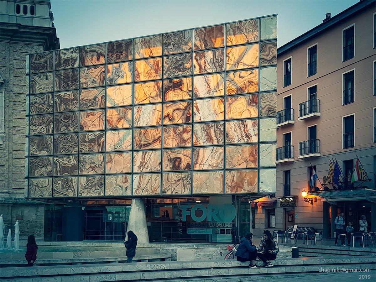 Foro https://t.co/dvMyXxb18V #zaragoza #foro #forum #zaragozaturismo #turismo #architecture #arquitectura #streetphotography #fotografia #blog #bloggers https://t.co/u2VF4bnonF