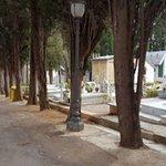 Image for the Tweet beginning: Indagine dei carabinieri sulle sepolture