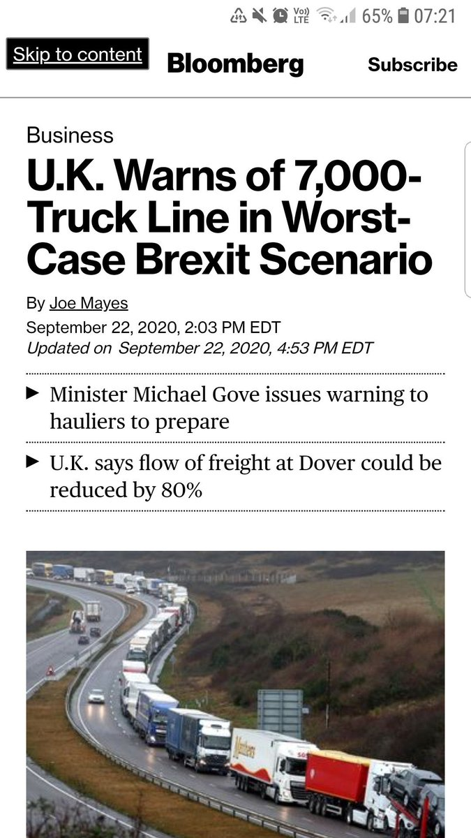 """Is it still """"Project Fear"""" when Michael Gove does it, or are we finally ready to admit experts were issuing badly needed wakeup calls, not sabotaging democracy? https://t.co/I0ZVcEgHrB"""