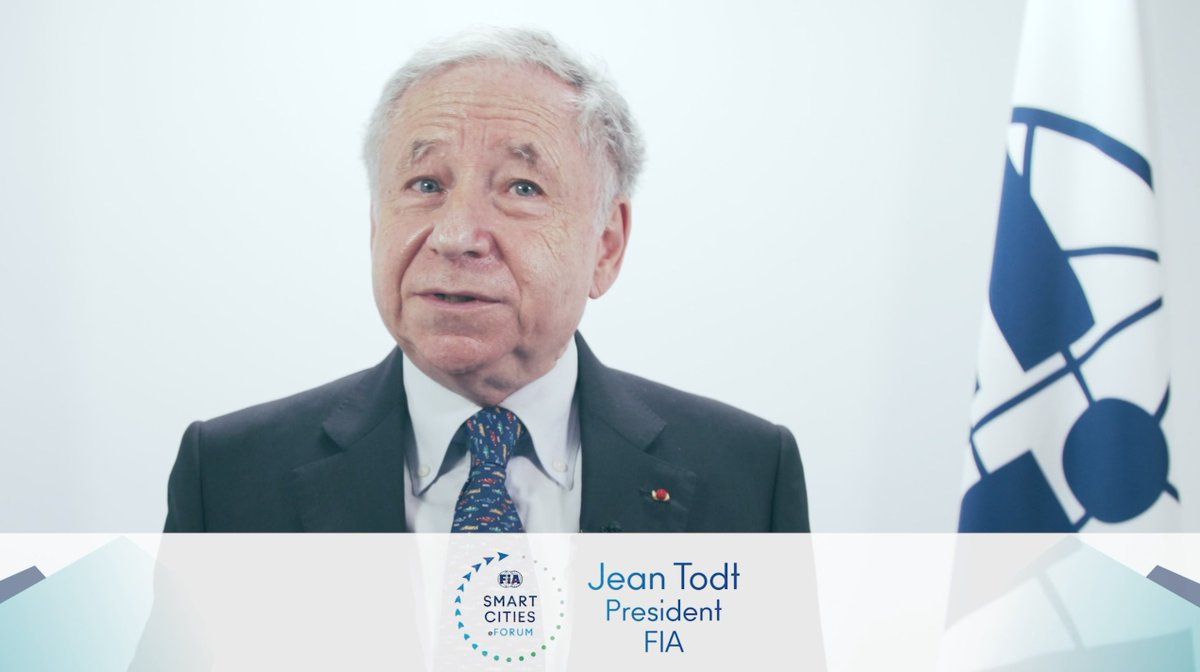The #FIASmartCities eForum — Asia-Pacific on 'Resilience and Adaptation to a New #Mobility Normal' now opens with a message from #FIA President @JeanTodt #UrbanMobility #COVID19 https://t.co/NGrTCKFHxa