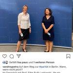 Image for the Tweet beginning: Für ein Berliner Paritätsgesetz- im