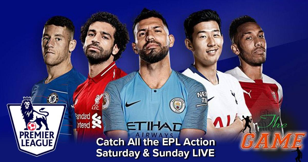 PREMIER LEAGUE WEEKEND! Brighton vs. Man Utd 26 Sept. 6:30 p.m. Crystal Palace vs. Everton 26 Sept. 9 p.m. West Brom vs. Chelsea 26 Sept. 11:30 p.m. Sheffield Utd vs. Leeds 27 Sept. 6 p.m. Spurs vs. Newcastle 27 Sept. 8 p.m. Man City vs. Leicester 27 Sept. 10:30 p.m. https://t.co/9zec7TJpnb