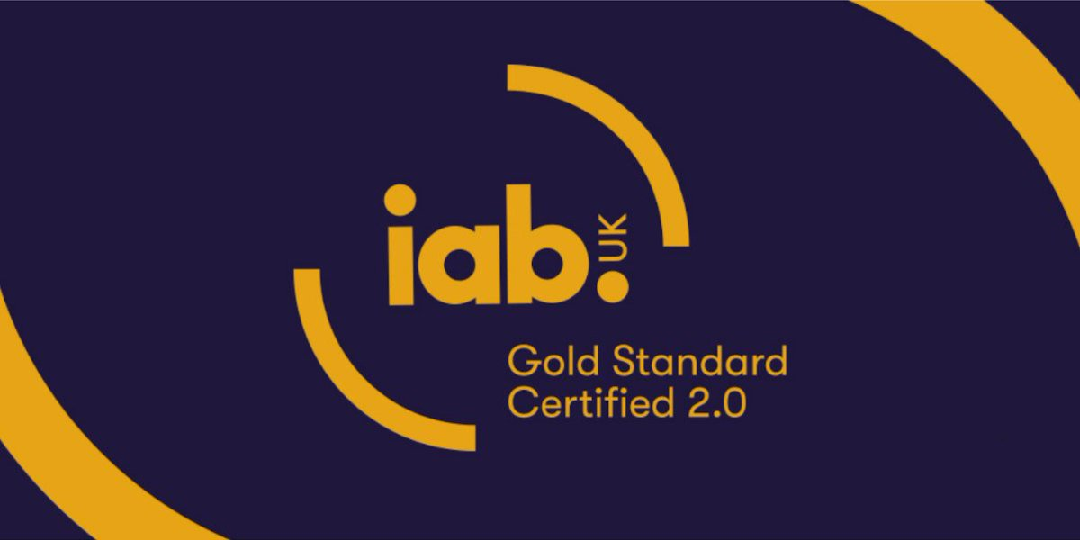 ⭐️ It's launch day for Gold Standard 2.0! ⭐️  Introducing a new, more robust criteria, Gold Standard 2.0 incorporates @IABEurope's Transparency & Consent Framework to increase cross-industry transparency around the use of consumers' data.     More on 2.0: https://t.co/foeQoLkFIA https://t.co/V7TB4SXUtv