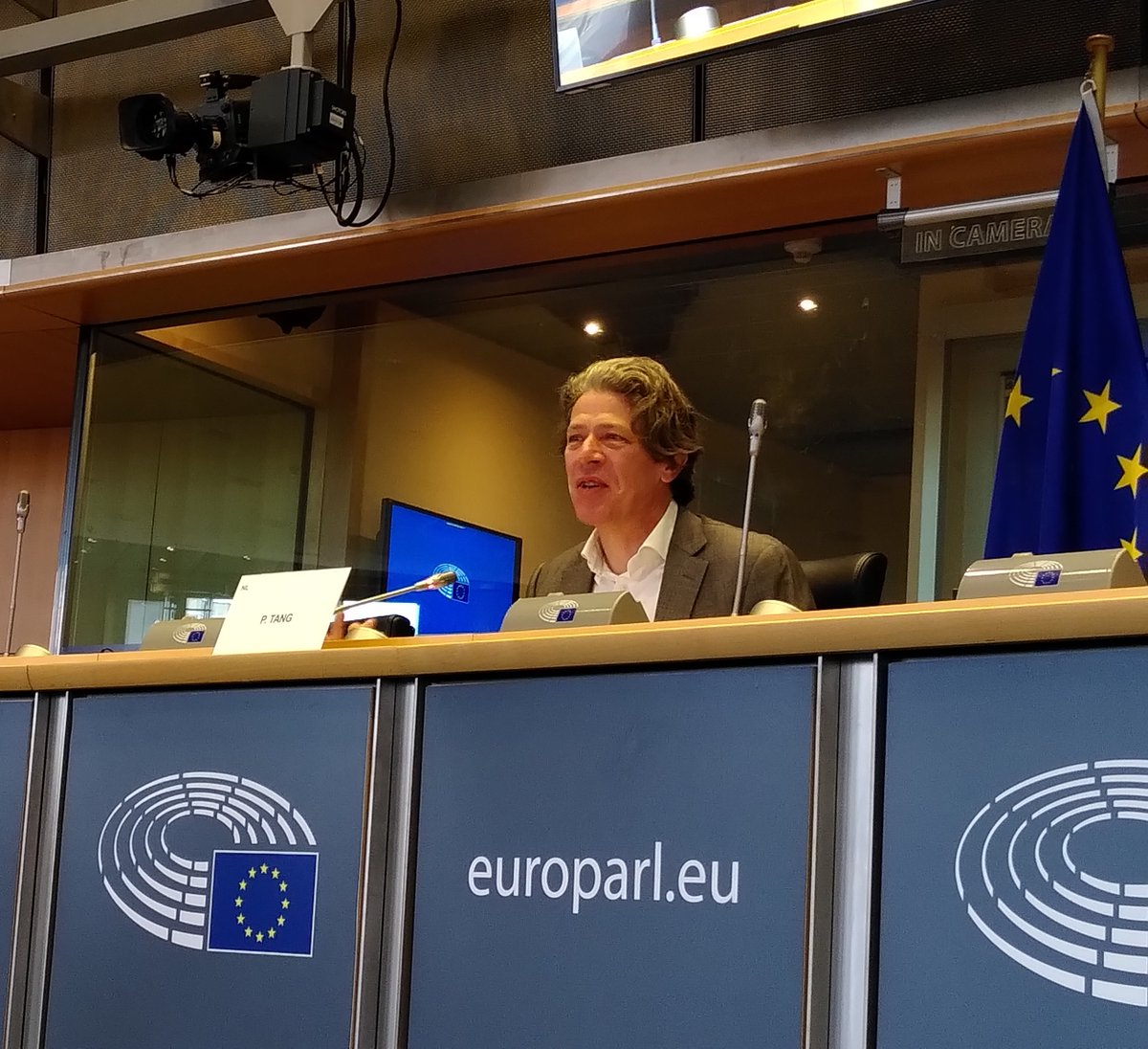 MEP @paultang has been elected as Chair of the newly created subcommittee on tax matters #FISC.  The Vice Chairs are @MarkusFerber, Martin Hlaváček, @Kira_MPH and @othmar_karas. Press release 👉  https://t.co/ciqJgVEPVR https://t.co/5qiFHrkWf0