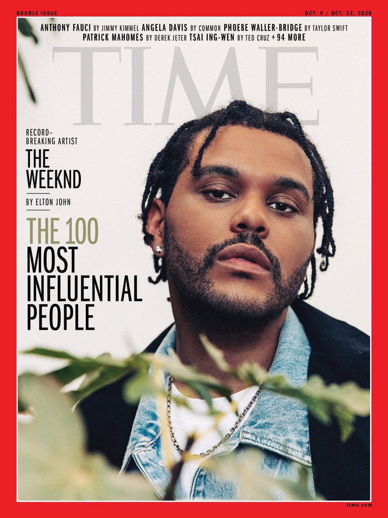 🔥 @theweeknd x @TIME 🔥 https://t.co/iMcLosZm4f