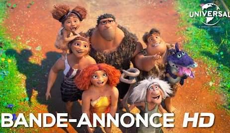 Les Croods 2 : Une Nouvelle Ère - Bande annonce VF [Au cinéma le 2 décembre]  https://t.co/11xfXzyZMP  #LesCroods2UneNouvelleÈre  #Bandeannonce #VF https://t.co/1ppVbAZhcc