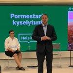 Image for the Tweet beginning: Pormestarin kyselytunti kaupungin henkilöstölle järjestettiin