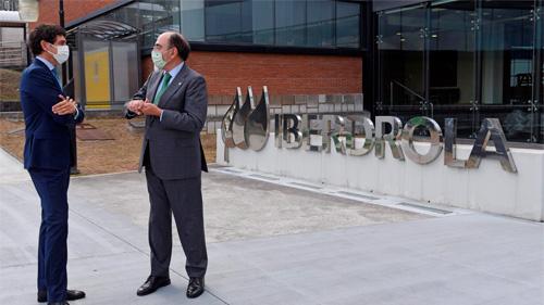 Noticia de última hora: @iberdrola sitúa en Bizkaia su centro mundial de innovación de #redes #inteligentes para la liderar la #TransicionEnergetica   https://t.co/GATPr6m7bR https://t.co/Xd4unQK6OP
