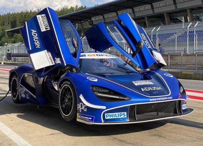 L'israélien Bar Baruch fera ses débuts au volant de la McLaren sur le circuit de Monza ! https://t.co/zO7xXNsPOo https://t.co/ZWO6L3ub2n