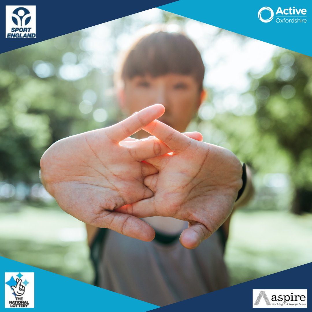 It's fitting that @Aspireoxford Active Reach sessions fall on #FitnessDay this week . There's FREE #ActiveReach fitness sessions held in #BlackbirdLeys (Fusion car park) today from 11.30am - and access 1:1 support around education, training and employment.