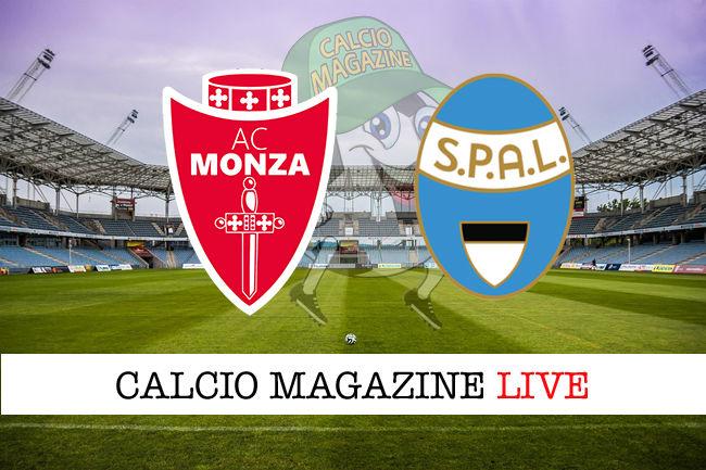 Monza – SPAL: cronaca diretta live, risultato in tempo reale https://t.co/umfpueRHEh @Fantacalciok https://t.co/Inrx8pmb8H