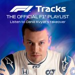 Get ready to rock it for the #RussianGP with @kvyatofficial 🤘  The @AlphaTauriF1 driver has taken over the #F1Tracks playlist - featuring @BiffyClyro 🔊  Listen on @Spotify 👉 https://t.co/RTKTwsZ2cr 🎧
