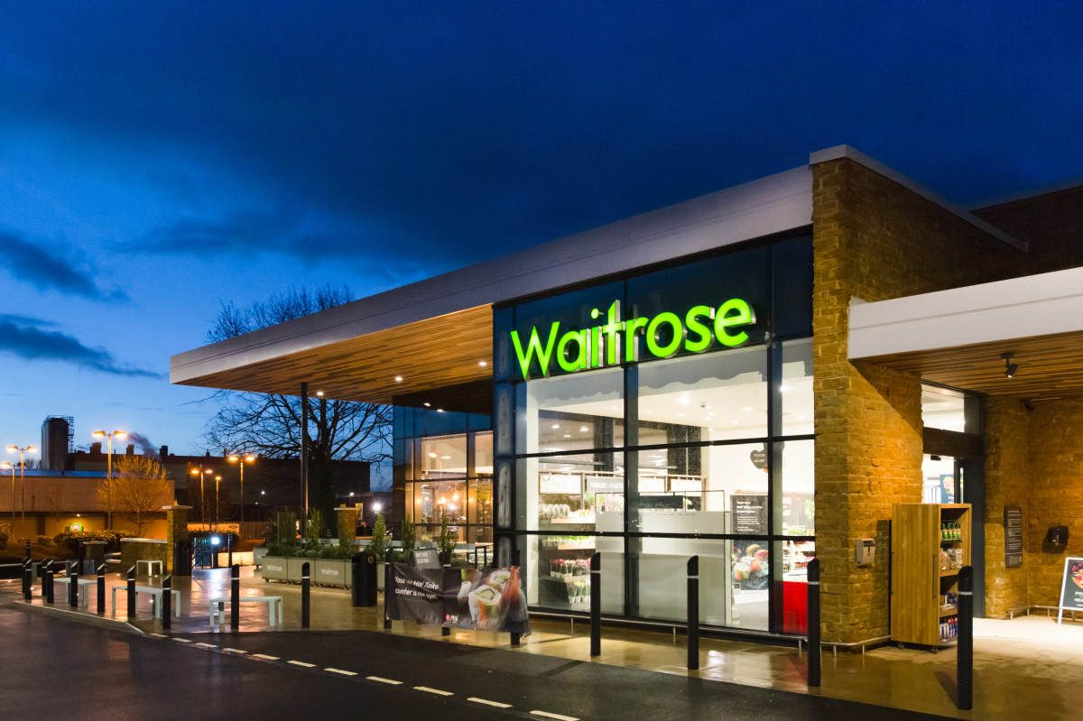 This is great news from @waitrose! #plasticfree #waronplastic buff.ly/35SA3vM