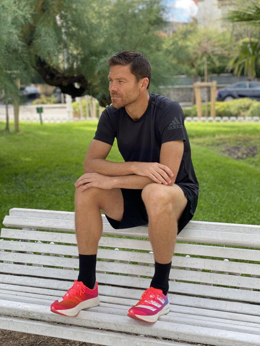 Vamos a probar las nuevas zapatillas de @adidasrunning @adidas_ES #ADIZEROADIOSPRO