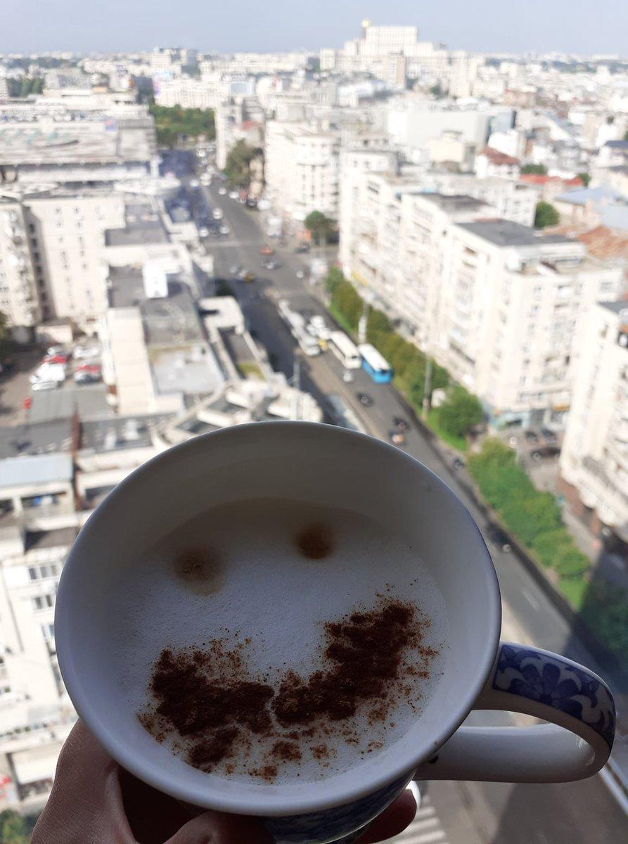 Good morning from Bucharest! ☀️☕️  #NTTDATARomania #OfficeView #Bucharest #UniriiView https://t.co/NwWjvYEKdY