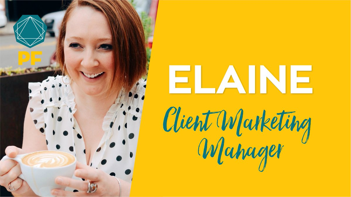 test Twitter Media - Another new face at PF this week is a new UK Client Marketing Manager! Elaine is from Edinburgh but spent the last 9 years in sunny California (some weather adjustment may be required...)  Elaine's personal pillars are health, adventure, education, self care, and wine.🏃‍♀️⛰️👩‍🎓❤️🍷 https://t.co/5w32KlLmWj