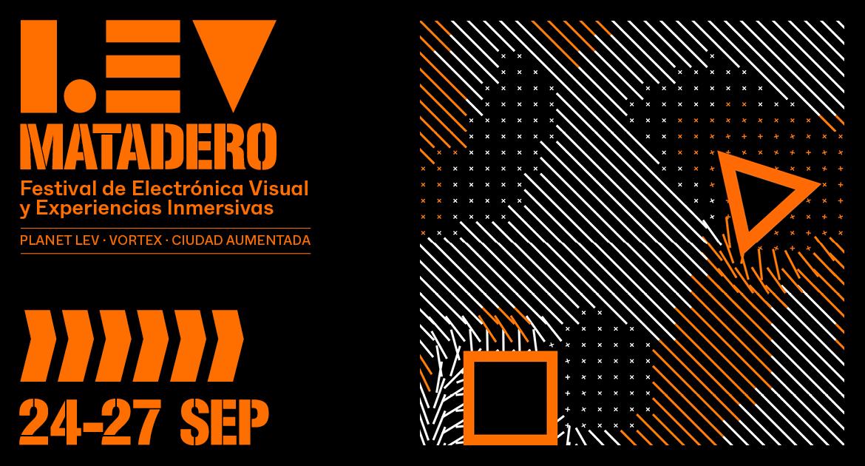 24 HORAS PARA #LEVMATADERO💥 Cuatro días de experimentos audiovisuales inéditos y experiencias inmersivas de realidad virtual, online y en @mataderomadrid.  ✖️ Descarga el programa de actividades en https://t.co/O2nq8BRs9d #LEVFestival https://t.co/uBvHagBgIc