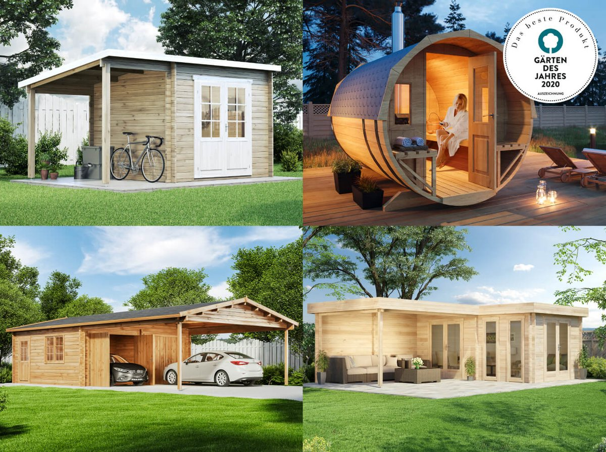 .@GartenHausGmbH offers garden houses, sheds, carports, terraces and saunas, combining specialist trade product know-how with digital competence. Read more about our latest investment: https://t.co/cFwxCSaMsl https://t.co/oVSBq5PML1