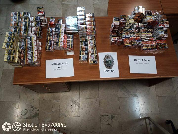 #ALCALDIA #POLICIALOCAL #SANIDAD   INTERVENCIÓN  En el dia de ayer, agentes de la policía local procedieron a la inspección rutinaria de varios establecimientos de la localidad.   Como resultado, incautaron 477 cajetillas de tabaco de diferentes marcas, … https://t.co/kiQGlJr25U https://t.co/wvCcDNYPNX