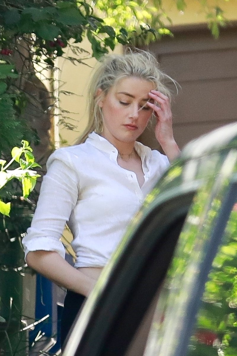 Amber Heard 2020 September Actor Endured Pressure In And Out Of Court During Johnny Depp Libel Trial But Emerged Vindicated
