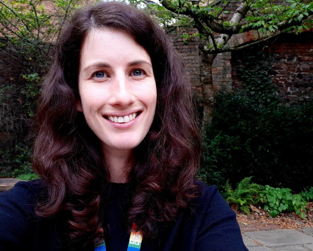 Another fab #PostDoc is @DebEDaniels. Debbie's research is on developing cellular model systems of red blood cell diseases to investigate new therapeutics. She is also a public engagement ambassador,  participating in #IASStayAtHome, @FUTURES_ERN & workshops in schools. #NPAW2020 https://t.co/b0BIgokjJW