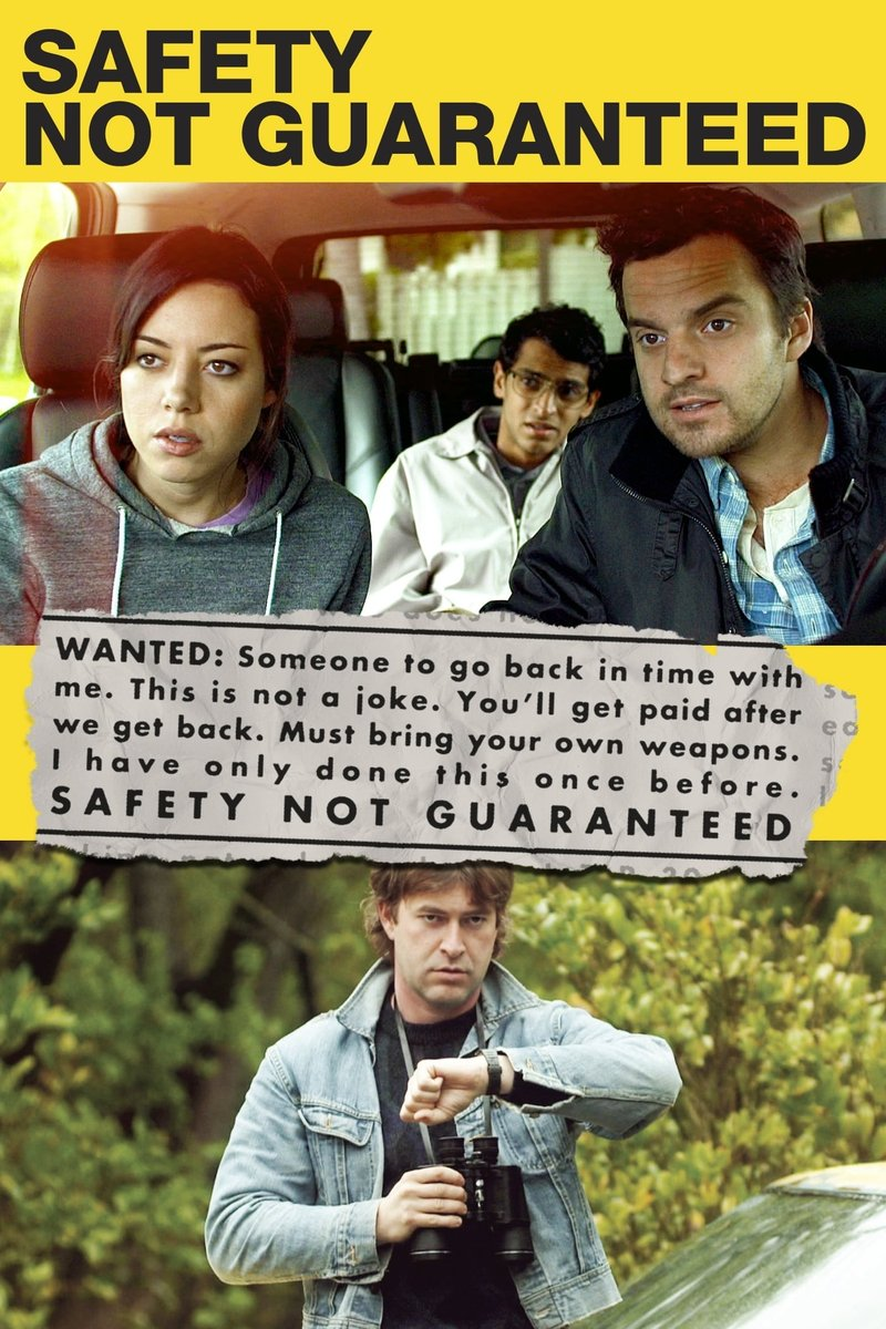 One of the Dads is a huge Aubrey Plaza fan so there's going to be one vote for this for sure!   We watched Safety Not Guaranteed. Have you seen it? What did you think? https://t.co/B4xZdfA24e  #BadDads #FilmReview #Podcast #Cinema #Netflix #SafetyNotGuaranteed #AubreyPlaza https://t.co/3M4dMTGujc
