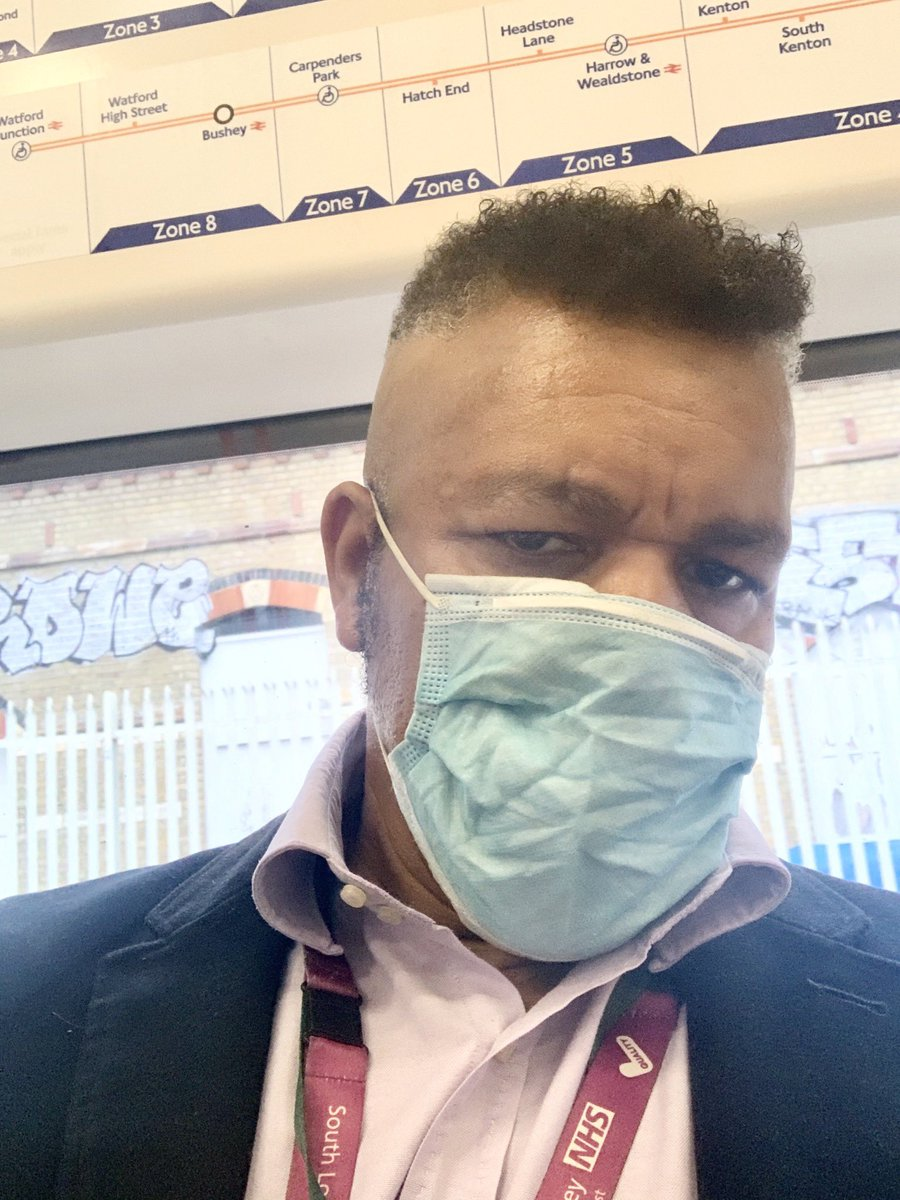 On my to work (in the NHS) and the train was rather busy so social distancing is challenging. And some people aren't wearing face masks. Should the wearing of masks on Public Transport be Mandatory, for everyone? https://t.co/yi4DVrV064