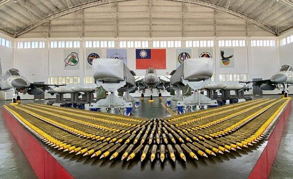 Taiwan unveils cruise missiles designed to strike Chinese air bases https://t.co/eV5BfLZd5I https://t.co/OcvQRJJxzB