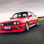 Image for the Tweet beginning: BMW E30 M3 review: the