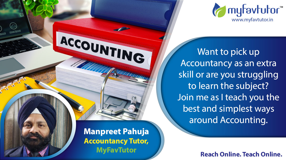 Balance your accounts with ease when you learn accounting with me.   Connect with me directly at MyFavTutor➡ https://t.co/TlVAZq4qlv  🌐https://t.co/FCksNLYdCX  #ManpreetPahuja #Accountancy #AccountingForManagers #CostAccounting #Accountant #Tax #Bookkeeping#CPA #MyFavTutor https://t.co/1jdd9MsnJs