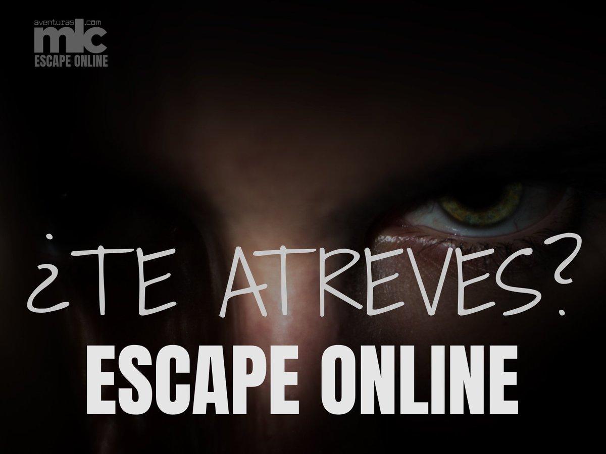 🔝🔝🔝 ESCAPE ONLINE... by MLC aventuras 🔝🔝🔝  https://t.co/XQ7p7HjFvQ . . . . #mlc #mlcaventura #teambuilding #escaperoom #evento #pymes #empresas #alcobendas #madrid #equipo #eventodeempresa #escapeonline #septiembre https://t.co/N3A9qS2xpC