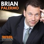 Image for the Tweet beginning: Brian Palermo Improv at the