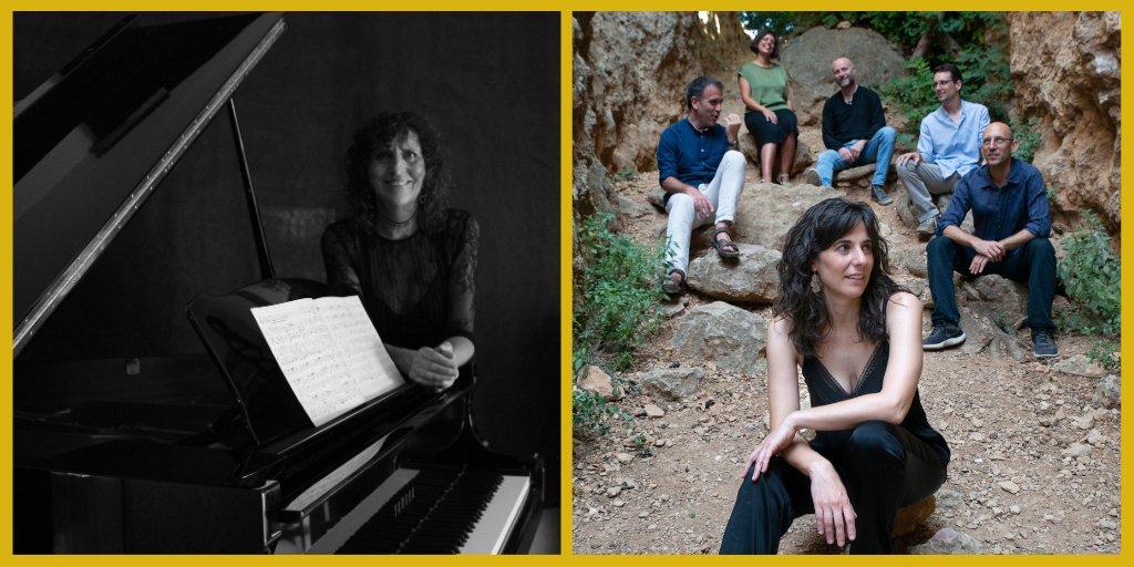🔝 🎶 Més concerts per aquest cap de setmana - Montse @RiosRalle al MUSICVEU ➡️ https://t.co/TtLJwQlxnq - @MarSerraB al 5è Festival de Jazz de Bigues i Riells.  Memorial Tete Montoliu ➡️ https://t.co/KlFIZVIQAk https://t.co/wy6YGNVPGv