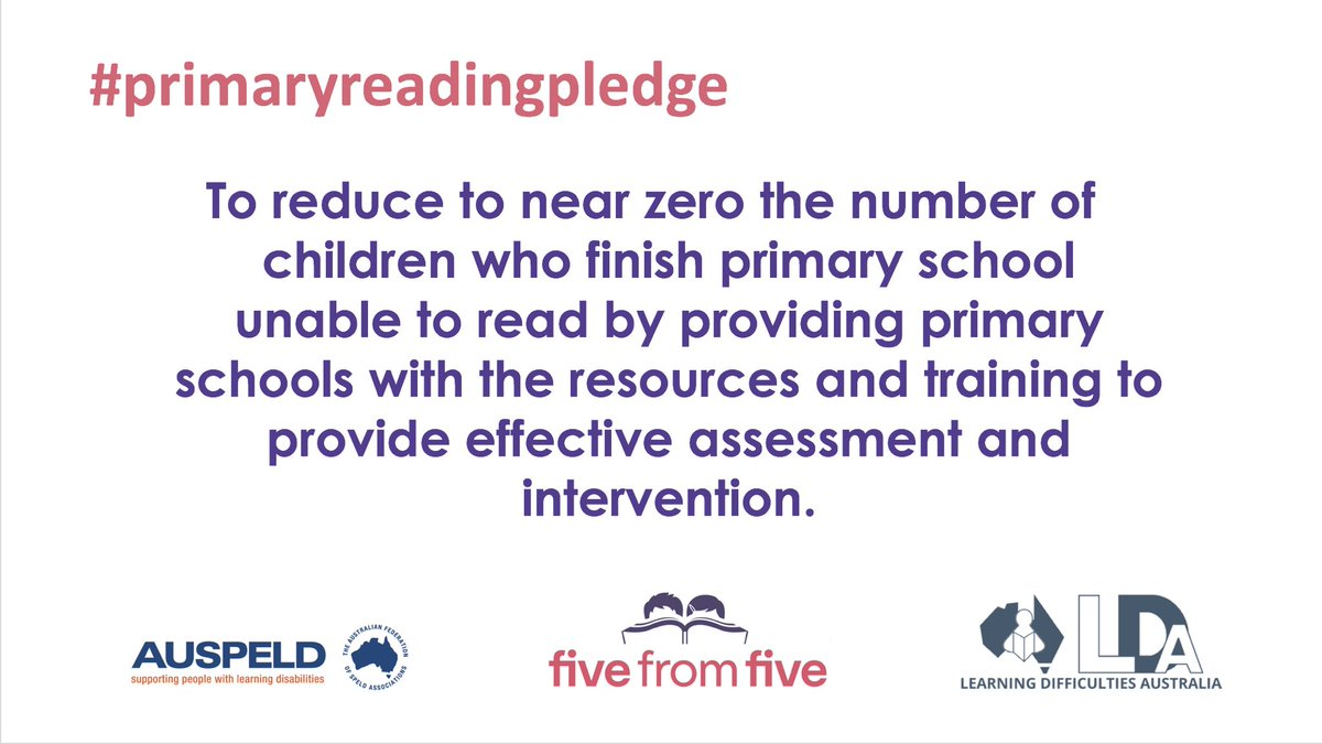 Over 1000 people have signed the #primaryreadingpledge, let's keep the momentum going.